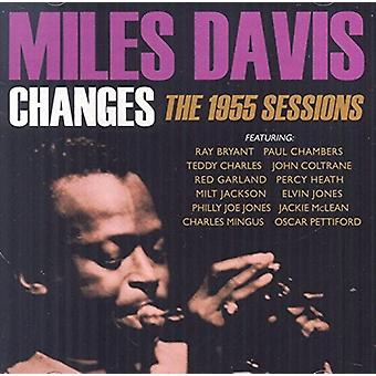 Davis Miles-Changes: The 1955 Session [CD] USA import
