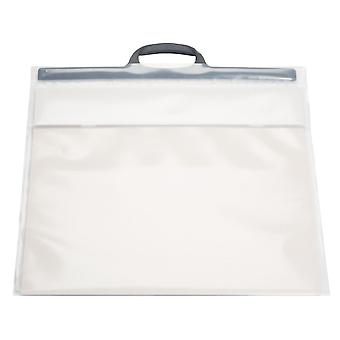 Rapid A2 1000g Poly Holdall with Flap & Handle