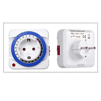 Switch Socket Automatically Turn On Off Electrical Appliances Mechanical