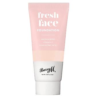 Barry M 3 X Barry M Fresh Face Liquid Foundation - Ombra 2