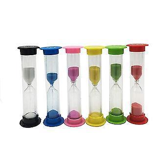 Mini Hourglass 30 Seconds 1 2 3 5 10 Minutes Timer