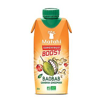 Baobab Guarana Ginger 330 ml