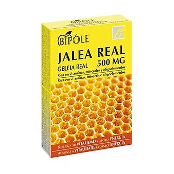 Royal Jelly Bipole 20 ampoules of 500mg