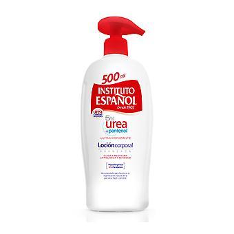 Body Lotion Urea 5% Pantenol Instituto Español (500 ml)