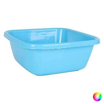 Lavagem Bowl Dem Cores Ao quadrado/20 L