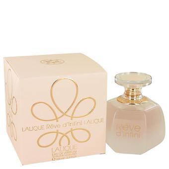 Reve D'infini Eau De Parfum Spray Lalique 3,3 oz Eau De Parfum Spray