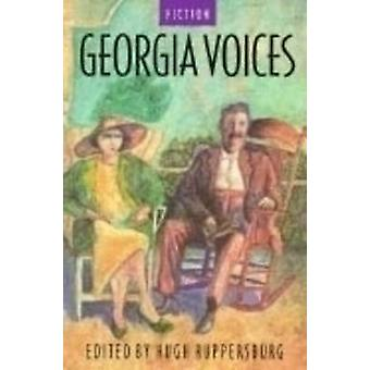 Georgia Voices vastaan 1; Hugh M. Ruppersburgin fiktio - 9780820314334 B