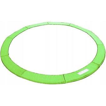 Cubierta de borde de trampolín - Verde - 244 cm