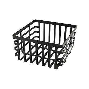 Apollo Flat Iron Square Fruit Basket