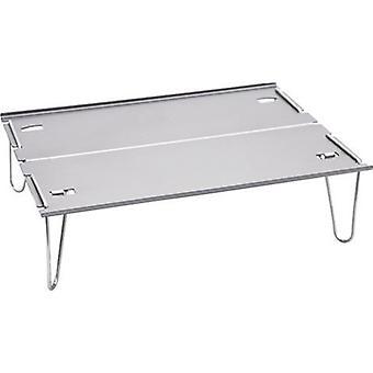 Bærbar ultralet aluminiumslegering mini udendørs klapbord