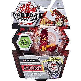 Bakugan Core Armored Alliance Action Figure 1 Pack 2 Inch Figure Series 2 - Dragonoid