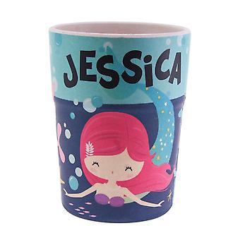 History & Heraldry Bamboo Crew Beaker Mermaid Jessica