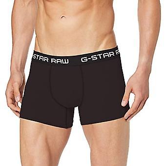 G-STAR RAW Classic Trunk Shorts, Svart (Svart 990), M Herr