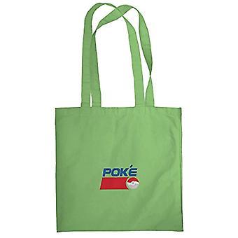 Texlab Unisex Adult VEND-212695 - Fabric bag, 38 x 42 cm, color: light green