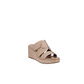 Bernardo | Kaia Raffia Wedge Heel Sandals