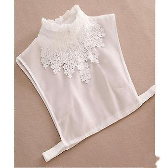 Justerbar aftagelig skjortebluse toppe damer