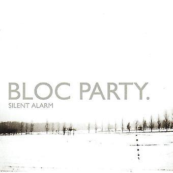 Bloc-osapuolen hiljainen hälytys-CD