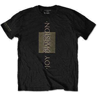 Joy Division - Blended Pulse Unisex Large Eco-T-Shirt - Black