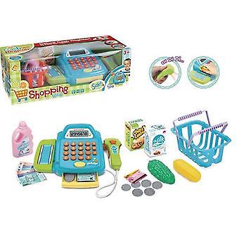Toy Cash Register Shopping Little