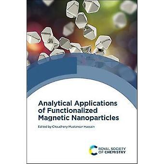 Aplicaciones analíticas de nanopartículas magnéticas funcionalizadas