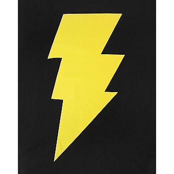 Shazam Womens/Ladies Logo T-Shirt