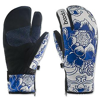 Windproof Non-slip Winter Snowboard Gloves