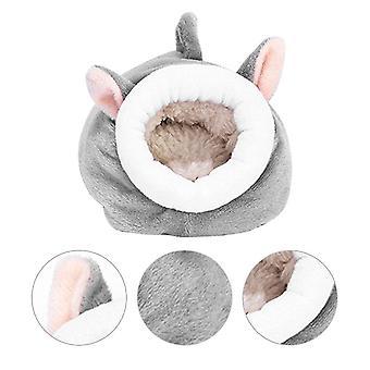 Tengerimalac hörcsög meleg téli kisállat ágy (ok)