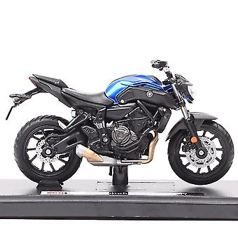 Caraele 1/18 Scale Maisto 2018 Yamaha Mt 07 Model