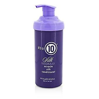 It's A 10 Silk Express Miracle Silk Conditioner - 517.5ml/17.5oz