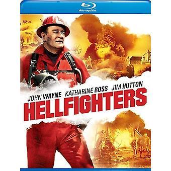 Hellfighters [BLU-RAY] USA import