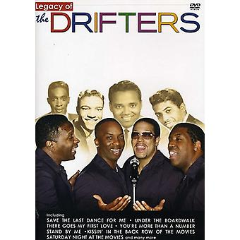 Drifters - Legacy of the Drifters [DVD] USA import