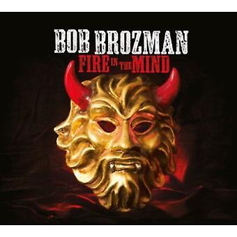 Bob Brozman - Fire in the Mind [CD] USA import