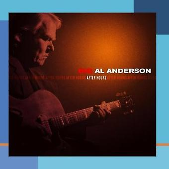 Al Anderson: After Hours [CD] USA tuonti