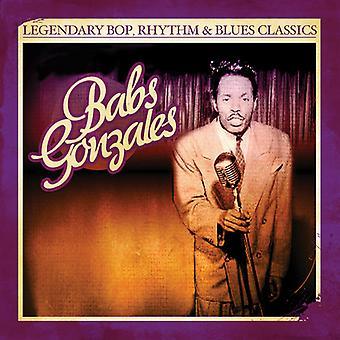 Babs Gonzales - legendäre Bop Rhythmus & Blues Klassiker: Babs Gonzal [CD] USA Import