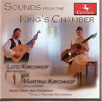 Weiss/Meusel/Abel - Sounds From the King's Chamber [CD] USA import