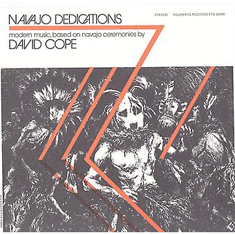David Cope - Navajo Dedications: Music by David Cope [CD] USA import