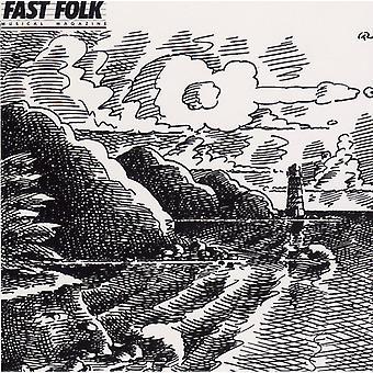 Fast Folk Musical Magazine - Vol. 7-Fast Folk Musical Magazine (10) the Mai [CD] USA import
