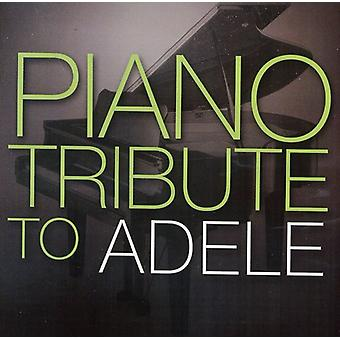 Adele Tribute - Piano-Hommage an Adele [CD] USA import