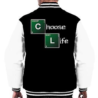 Trainspotting T2 Válassz életet Breaking rossz emberek ' s Varsity Jacket