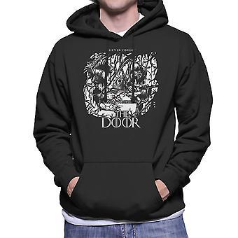 Hodor Hold The Door Game Of Thrones Scene Men's Hooded Sweatshirt