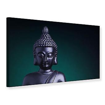 Canvas afdrukken, de wijsheid van Boeddha