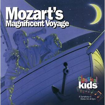 Classical Kids - Mozart's Magnificent Voyage [CD] USA import