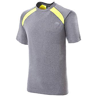 Hausfriedensbruch Mens Telford Kurzarm Sport T-Shirt