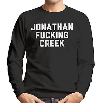 Jonathan Creek Herren Sweatshirt ficken