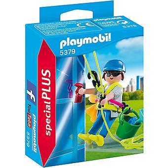 PLAYMOBIL Special Plus Fenster Reiniger 5379