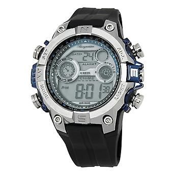 Burgmeister gents alarm Chronograph digital Watch Digital Power BM800-112C