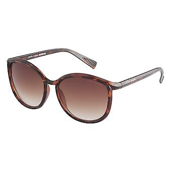 Elegant sunglasses for women by Carlo Monti with 100% UV protection | solid polycarbonate frame, high quality sunglasses case, microfiber glasses pouch and 2 years warranty | SCM106-292 Venezia