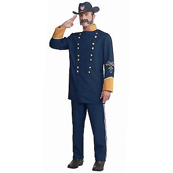 Dirigeant syndical guerre civile soldat uniformes militaires coloniaux Costume Plus