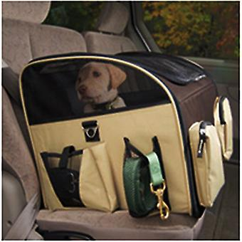 Valentina Valentti Luxury Pet Car Seat Carrier