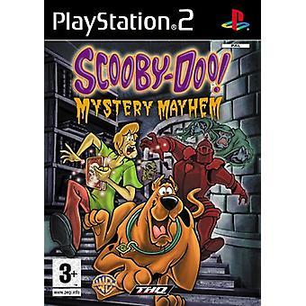 Scooby-Doo, mitä sinä teet? Mystery Mayhem (PS2) - Uutena